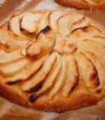 Tartelettes aux pommes et sirop d'érable