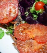 Bruschetas tomate, tapenade