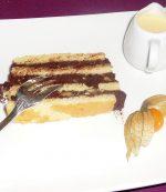 Marbré chocolat noisettes