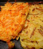 Rostï (fenouil, carotte, poireau, etc…)